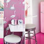 pembe renkli kadınsı daire dekorasyonu - pembe renkli dekorasyon ornekleri 150x150 - Pembe Renkli Kadınsı Daire Dekorasyonu