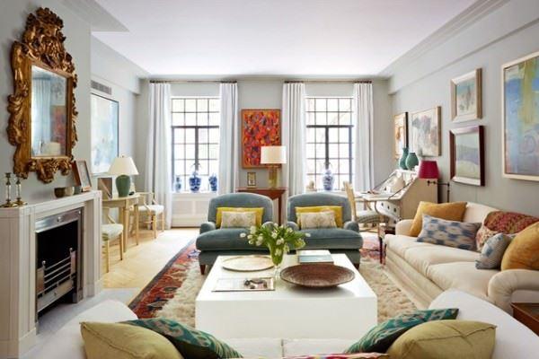 Günlük Odalarınıza Çarpıcı Dekorasyon Stilleri 9