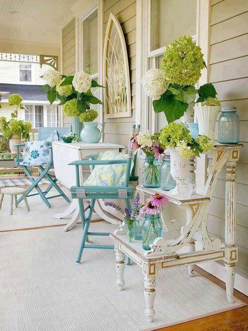 dekoratif yazlık oturma grupları