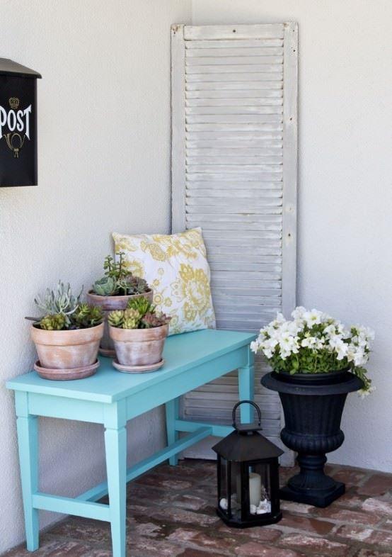 yazlık mobilyaları