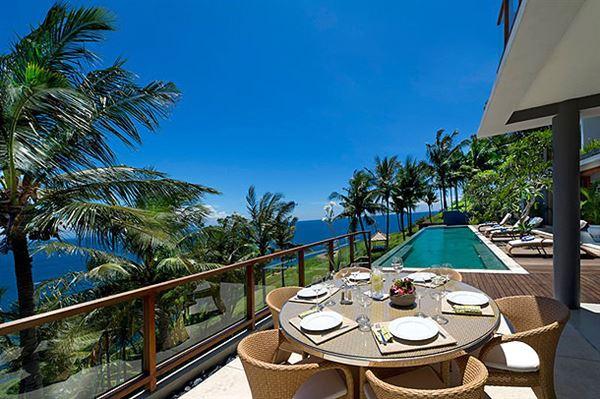okyanus manzaralı yazlık ev dekorasyonu ve mimarisi - villa bahce duzeni - Okyanus Manzaralı Yazlık Ev Dekorasyonu Ve Mimarisi