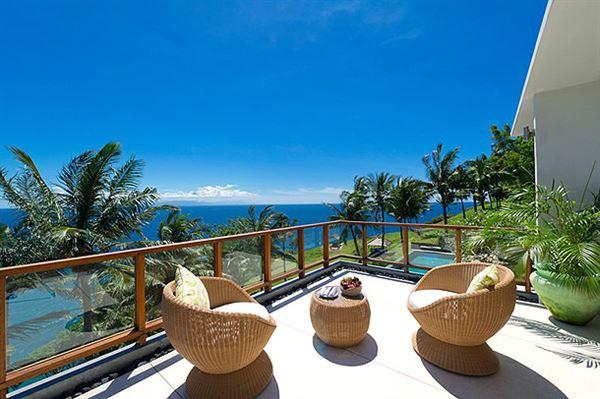okyanus manzaralı yazlık ev dekorasyonu ve mimarisi - villa balkon dizayni - Okyanus Manzaralı Yazlık Ev Dekorasyonu Ve Mimarisi