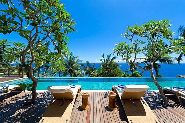 okyanus manzaralı yazlık ev dekorasyonu ve mimarisi - villa dis mekan dekorasyonu - Okyanus Manzaralı Yazlık Ev Dekorasyonu Ve Mimarisi