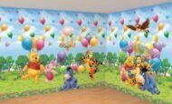 Çocuk Odası Resimli Duvar Kağıt Modelleri