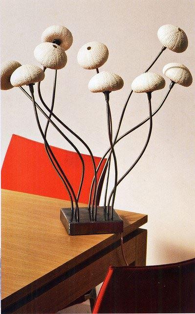 deniz-kabugundan-sus-esyasi-yapma deniz kabuğundan süsler - dekoratif masa ustu sus - Deniz Kabuklarıyla Dekoratif Süsler Oluşturma Fikirleri
