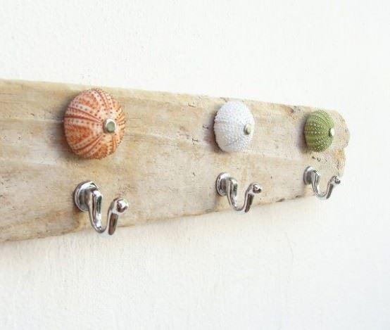 deniz-kabugundan-sus-esyasi-yapma deniz kabuğundan süsler - deniz kabugu sus esyalari - Deniz Kabuklarıyla Dekoratif Süsler Oluşturma Fikirleri