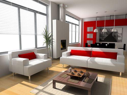 Oda Dekorasyonları İçin Farklı Dekorasyon Stilleri 18