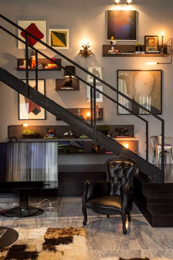 luks-dubleks-merdiven-modeli