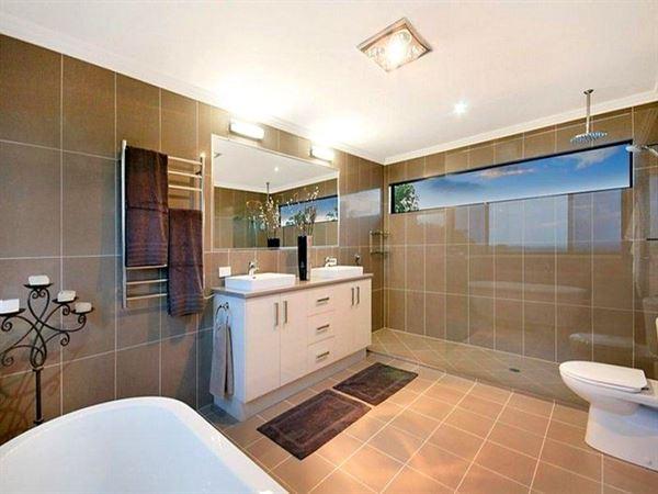 Yeni Tasarım Lüks Banyo Dekorasyon Fikirleri 13