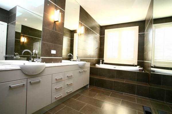 Yeni Tasarım Lüks Banyo Dekorasyon Fikirleri 4