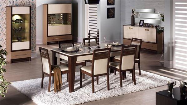 Mondi Mobilya Yemek Odası