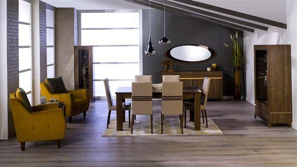 mondi modern yemek odaları mondi mobilya yemek odası modelleri