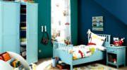 Fonksiyonel Renkli Çocuk Odası Fikirleri