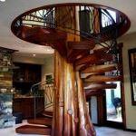 İç Mekanlarınıza Modern Merdiven Tasarımları 10