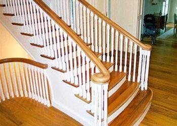 ahsap-merdiven