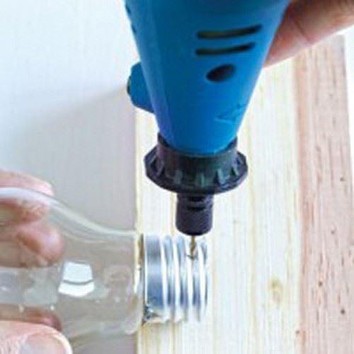 ampülden vazo nasıl yapılır
