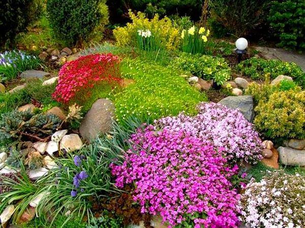 bahçe peysaj çalışmaları