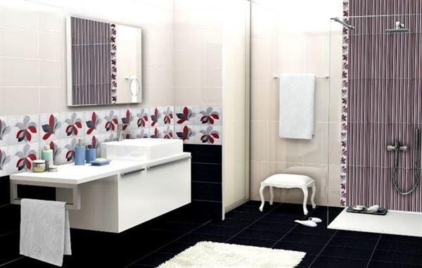 çanakkale seramik desenli banyo seramik