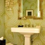 duvar kağıt modelleri - dekoratif banyo duvar kagit 150x150 - Banyonlara Özel Yeni Tasarım Duvar Kağıt Modelleri
