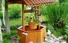 Bahçenize Su Kuyusu Dekorları