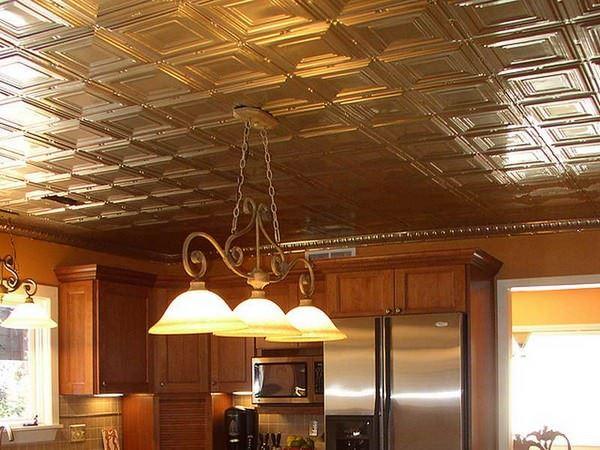 dekoratif tavan modeli
