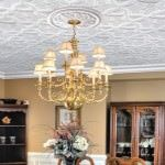 dekoratif-suslemeli-tavan tavan dekorasyon modelleri - dekoratif suslemeli tavan 1 150x150 - Tavan Dekorasyon Modelleri Ve Malzeme Özellikleri