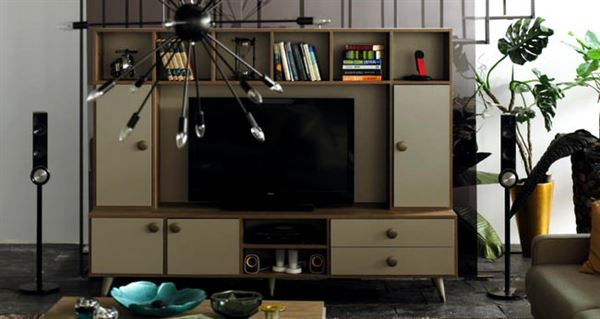 Enza Mobilya Fonksiyonel Tv Ünite Modelleri 1