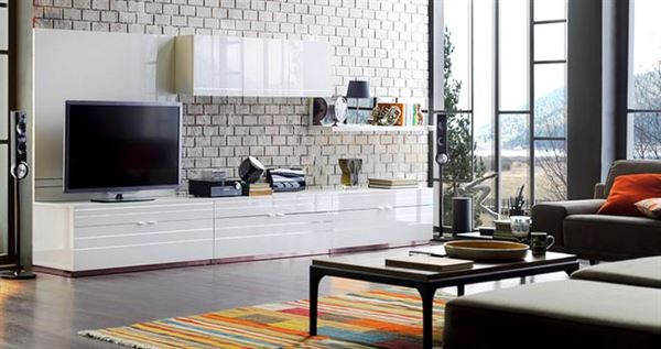 Enza Mobilya Fonksiyonel Tv Ünite Modelleri 2