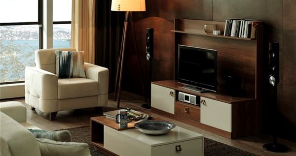 Enza Mobilya Fonksiyonel Tv Ünite Modelleri 10
