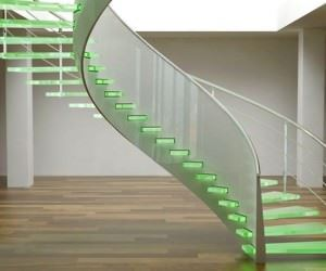 İç Mekanlarınıza Modern Merdiven Tasarımları