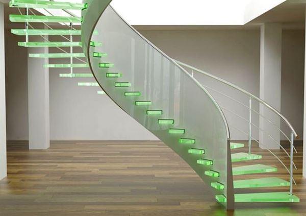 İç Mekanlarınıza Modern Merdiven Tasarımları 6