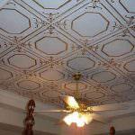 farkli-yaldiz-islemeli-tavan-modeli tavan dekorasyon modelleri - farkli yaldiz islemeli tavan modeli 150x150 - Tavan Dekorasyon Modelleri Ve Malzeme Özellikleri