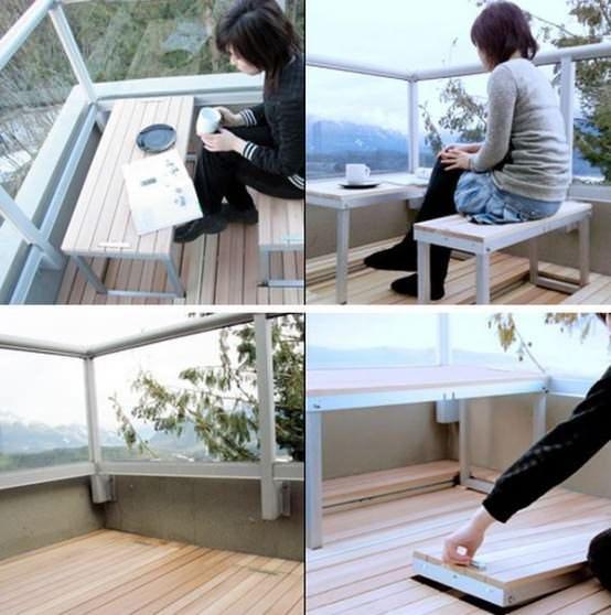 balkon fonksiyonel aksesuarlar