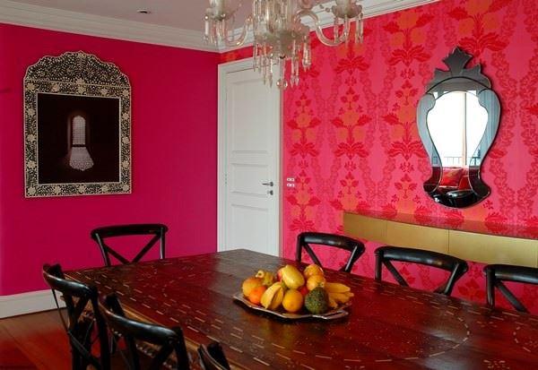 Duvar Kağıdı Desen Ve Renk Seçme Fikirleri 1