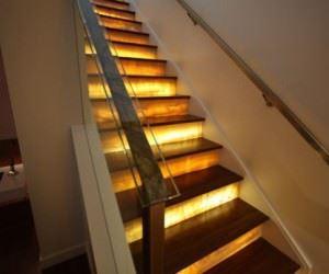 Modern Merdiven Aydınlatma Modelleri
