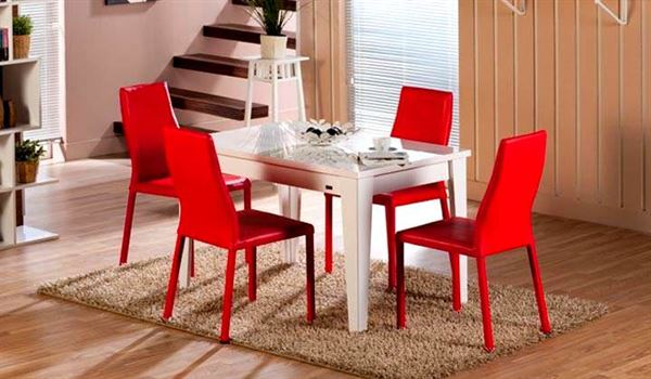 Mondi Mobilya Mutfak Masa Sandalye Takımları 4