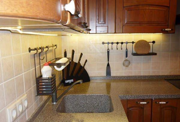 mutfak askılık aparat