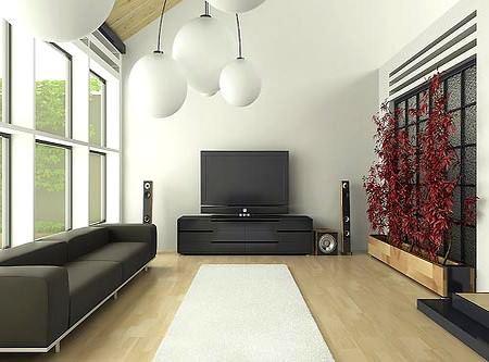 Oda iç Dekorasyon Modelleri 5