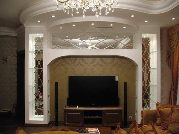 tavan duvar ayna tasarımları