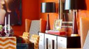 Yaşam Alanlarında Turuncu Renk Kullanımı
