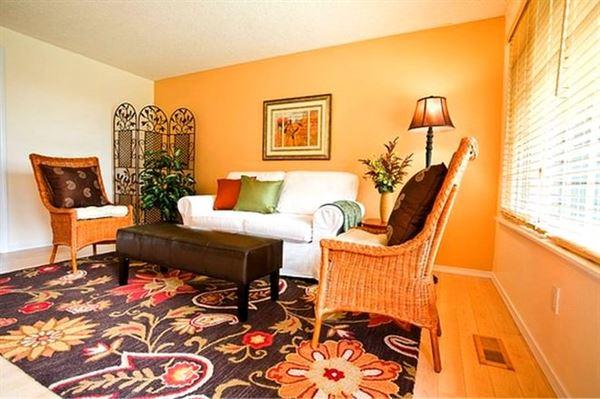 oturma-odasi-turuncu-dekorasyon