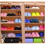 Portatif Ayakkabı Saklama Dolapları 7