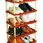 Portatif Ayakkabı Saklama Dolapları 8
