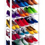 Portatif Ayakkabı Saklama Dolapları 9