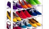 Portatif Ayakkabı Saklama Dolapları