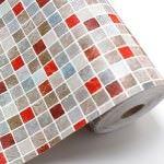 yapışkanlı duvar kağıt modelleri - renkli pvc yapiskanli duvar kagit 5 150x150 - Kendinden Yapışkanlı Duvar Kağıt Modelleri