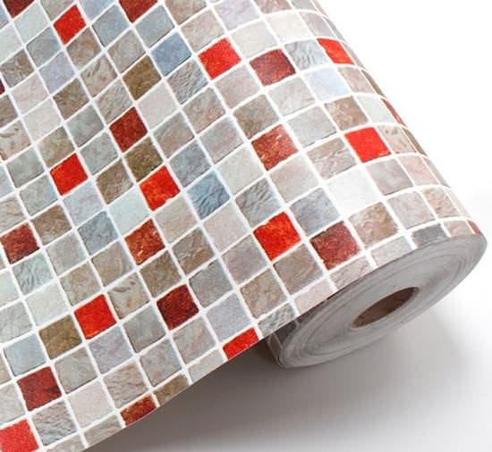 Kendinden Yapışkanlı Duvar Kağıt Modelleri 12