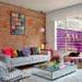 retro daire dekorasyon renkleri