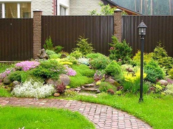 bahçe peysajı İçin kullanabileceğiniz bitkiler - sevimli yesillikli bahce duzeni