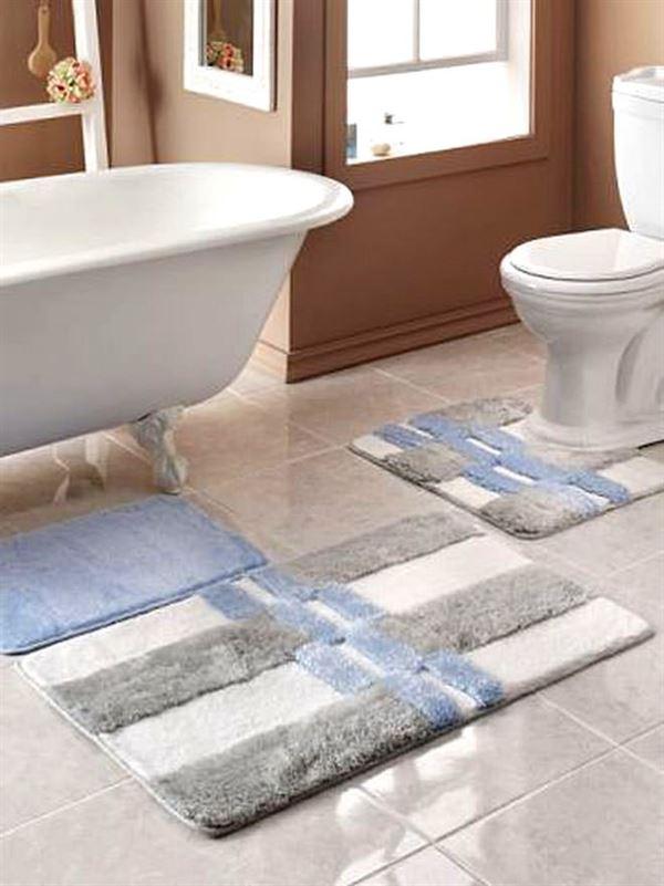Taç Banyo Paspas Modelleri